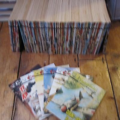 Commando Comics Job Lot Bundle of 97 Different Vintage Issues All In 1700s