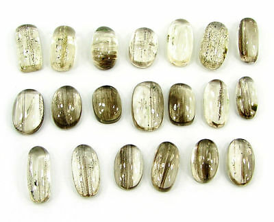 65.25 Ct Natural Scapolite Loose Cab Gemstone Wholesale Lot of 20 Pcs - 17530
