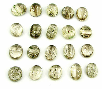 71.25 Ct Natural Scapolite Loose Cab Gemstone Wholesale Lot of 20 Pcs - 17533