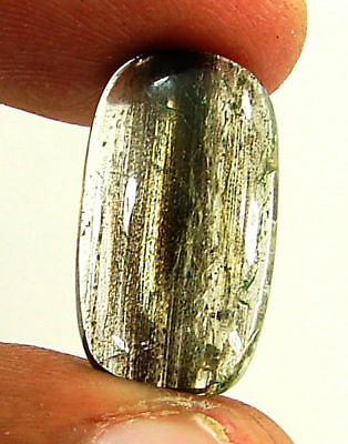 9.50 Ct Natural Scapolite Loose Cabochon Gemstone Beautiful Stone - 17564