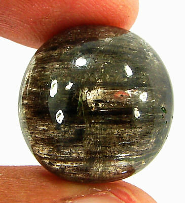 28.90 Ct Natural Scapolite Loose Cabochon Gemstone Beautiful Stone - 17553