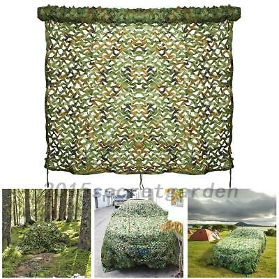 Filet De Camouflage Camo Netting Pour Chasse Camping Photographie Voiture