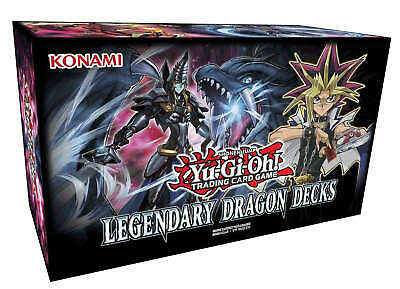 KONAMI Yu-Gi-Oh! Legendary Dragon Decks 2017 (DE)