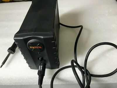 METCAL / OKI PS-800 SOLDERING STATION with handle Pen,100-240V #C09A