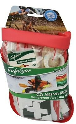 Trafalgar Go Anywhere First Aid Kit 75 Pieces