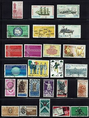 Italy....collection...page Lot