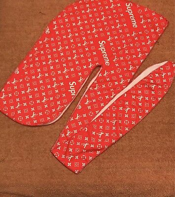"""Designer"" Durags Du rags ""S"" Red 100% Polyester"