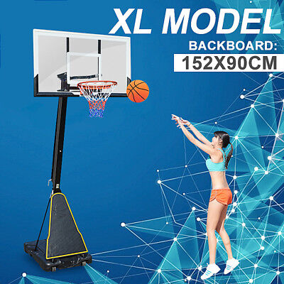 *VIC PICKUP* 60 inch XL Basketball Ring System height Adjustable (2.3-3.05m)