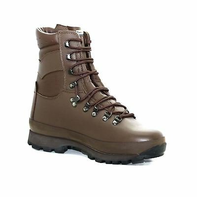 AltBerg Defender Brown Boots - Normal & Wide Fitting