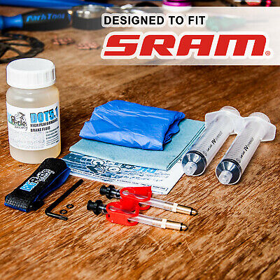 Brr Kit Spurgo Freni per Sram - DB5,Guide,R,Rs ,Ultimo,Xx,X0,Livello,S-700