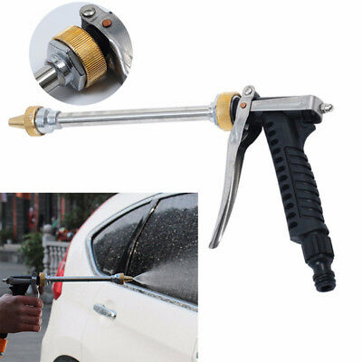 Car Home Garden lawn Washing Cleaner Spray High Pressure Water Gun Hose Nozzle