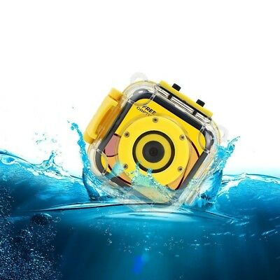 Hotsellhome 720P Waterproof Sports Camera HD Camcorder Holiday Learning Camer