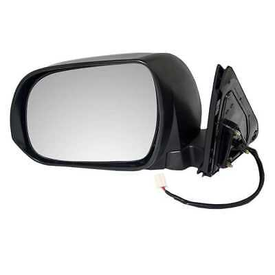 New Power Non-Heated Driver Side Mirror Assembly fits 2008-12 Toyota Highlander