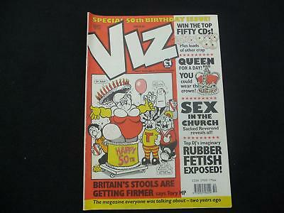 Viz Comic Magazine issue 50 VGC - Special 50th Birthday issue (LOT#2304)
