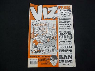 Viz Comic Magazine issue 44 - British adult comic (LOT#2300)
