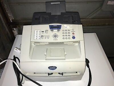 Brother Fax Machine - FAX 2820