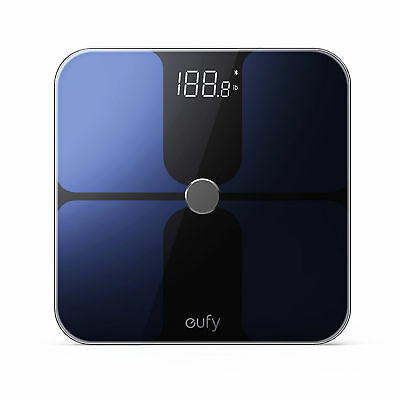 Body Scales, Eufy BodySense Smart Scale With Bluetooth, Large LED Display