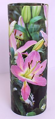 Large ScatteTube ashes Cremation Funeral Biodegradable scattering urn Lily SALE
