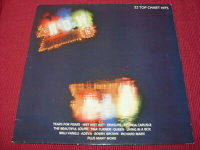 Now that's what I call music 16    UK  Double  LP