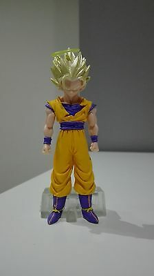 Dragon Ball Z Hg Sp Goku Gokou Ss2 Gashapon Bandai Figure