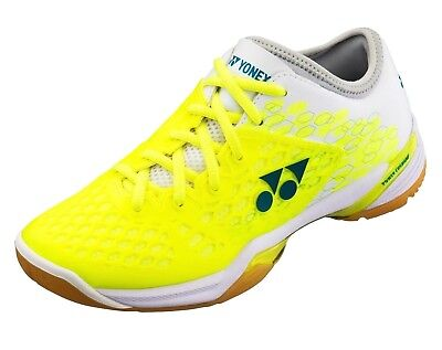 New 2018 Yonex Shb-03Zlex Power Cushion 03 Z Ladies Badminton Shoe Bright Yellow