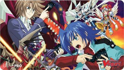 "Playmat Cardfight Vanguard ""dragonic Overlord"" Von Ultra Pro 
