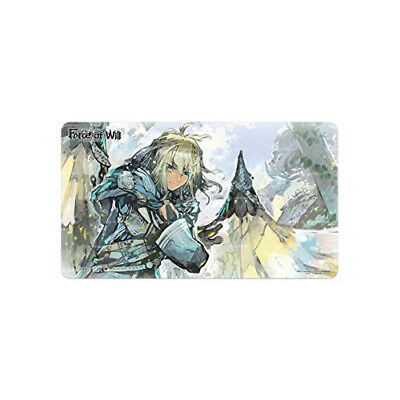 """Playmat Zum Force Of Will Cardgame: """"arla The Winged Lord""""   Neu & Ovp"""