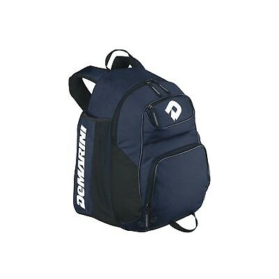 (Navy) - Demarini Aftermath Bat Pack. Shipping Included