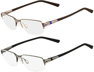 a9738726da2 NIKE OPTICAL MEN S Titanium Eyeglasses Frames 6051 (066   200 ...
