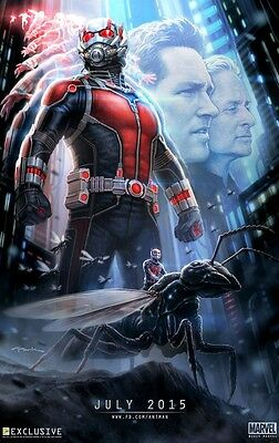 "Ant Man ( 11"" x 17"" ) Movie Collector's Poster Print (T1) - B2G1F"