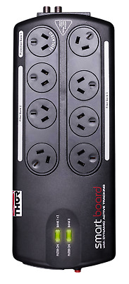 Thor A12Bf Smartboard Ultimate Power Protection And Filtration 8 Outlets