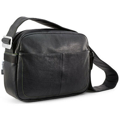Authentic Bugaboo Leather Diaper Bag