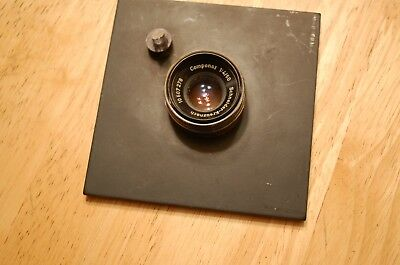 Schneider Kreuznach Componon 60mm f5.6 Enlarging Lens with Beseler board