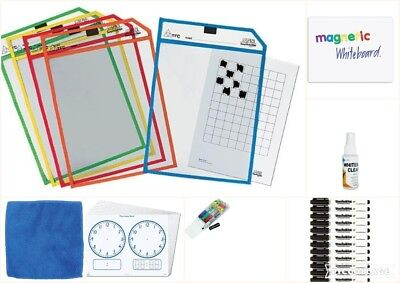Whiteboard Markers, Pens, Boards, Cloths & Cleaners Teacher Resources Classroom