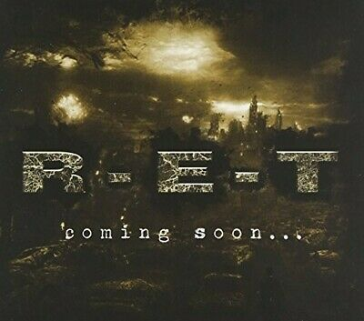 R-E-T - Coming Soon (CD Used Like New)
