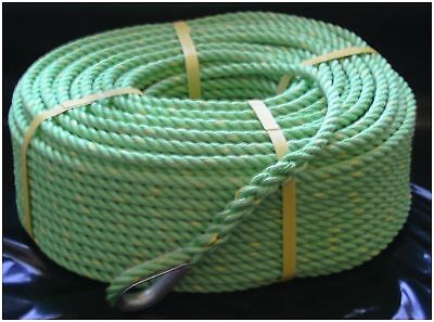 8mm x 50Mtr High Strength P/P Anchor Rope  **NEW**