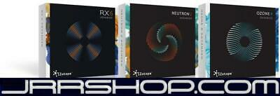 iZotope Award Winners Bundle Advance eDelivery JRR Shop