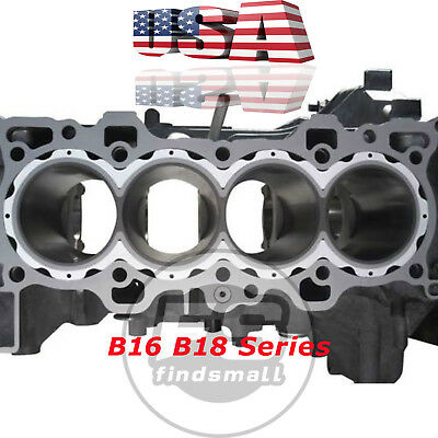 NEW Engine Block Guard For 1990-2001 Honda Acura B16 B18 Series Silver USA