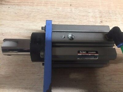 SMC RSDQB40 30DR PNEUMATIC CYLINDER STOPPER used