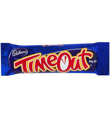 Cadbury Time Out 40g x 40
