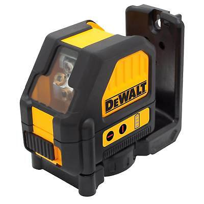 DeWalt DCE088NR 10.8v Self Levelling Cross Line Laser Red Bare Unit
