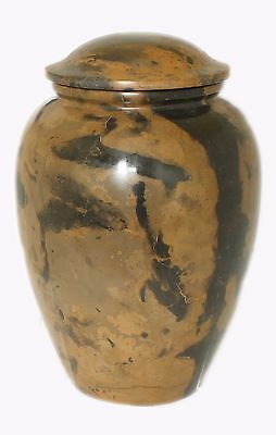 Adult Cremation Urn for Ashes, Marble Stone Funeral Memorial garden outdoor SALE