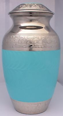 Adult Cremation Urn For Ashes Large Brass Memorial Remembrance Ash Container urn