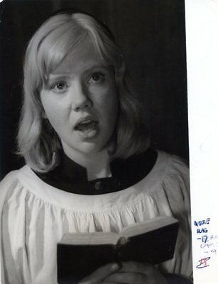 Bats With Bay Faces - Hayley Mills - Vintage Photo With Snype #2