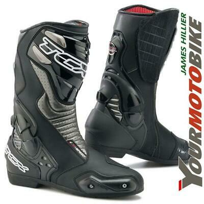 Tcx S-Speed Road Race Track Motorcycle Boots