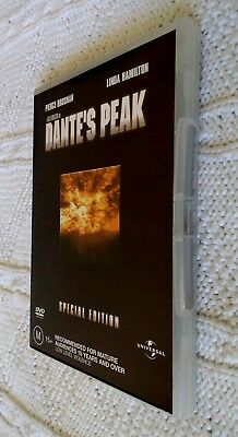 Dante's Peak- Special Edition – Dvd, R-2+4, Like New, Free Post Within Australia