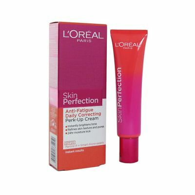 Loreal Skin Perfection Anti-Fatigue Moisturiser Anti Müdigkeit Tagespflege 35 ml