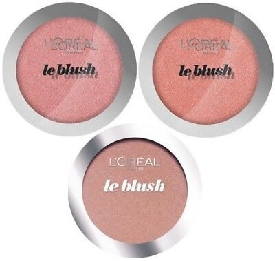 L'Oreal Blusher Le Blush - 115 True Rose & 140 Old Rose