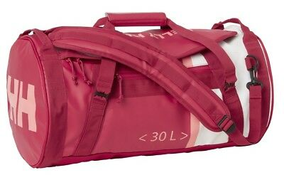 453be698bc HELLY HANSEN HH Duffel Bag 2 30L Holdall 68006/183 Persian Red NEW ...
