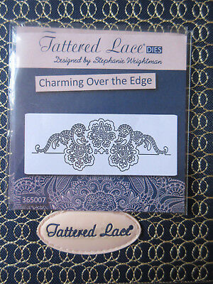 TATTERED LACE OPULENT OVER THE EDGE DIE  ☆☆LOW PRICE ☆☆